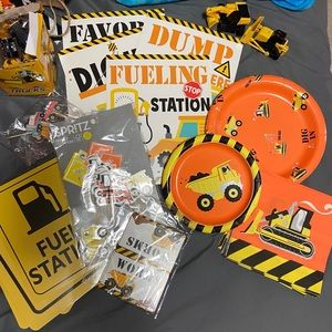 🚜Construction Party Kit!🚜